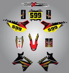 Honda CRF 110 Factory style full kit