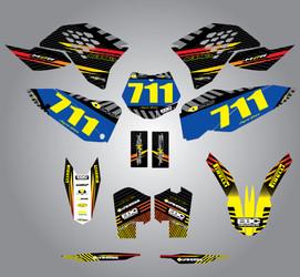 RM 65  Factory Style Full Kit