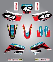 Honda 125cc + Strike Style full kit