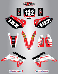 CRF 150 Two Two style full kit