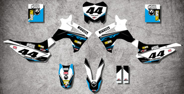 Honda CRF 110 EURO style full kit