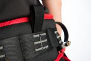 Premium Twisting Belt (Med/Red)
