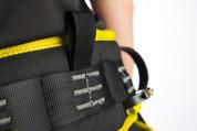 Premium Twisting Belt (Small/Yellow)