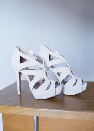 Guileless and Gorgeous Heels Beige