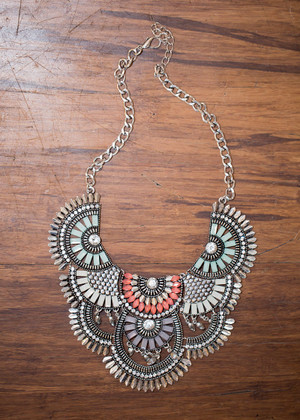Flatter Them Necklace CLEARANCE