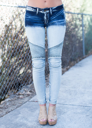 Revolution Light Wash Denim Jeans CLEARANCE