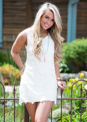 Eliza Tank Dress Ivory