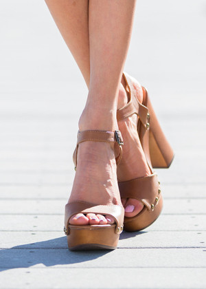 Chestnut Dream Heel CLEARANCE