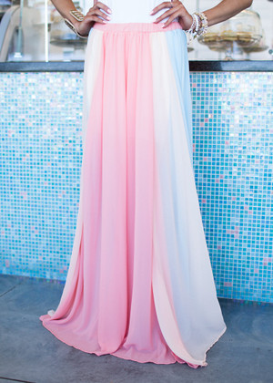 Unreal Beauty Maxi Peach