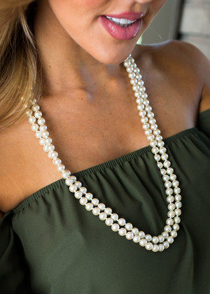 My Pearls Necklace CLEARANCE