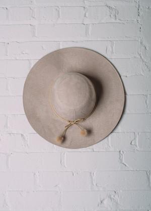 My Everyday Floppy Hat Beige