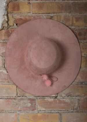 Summer Floppy Hat Pink