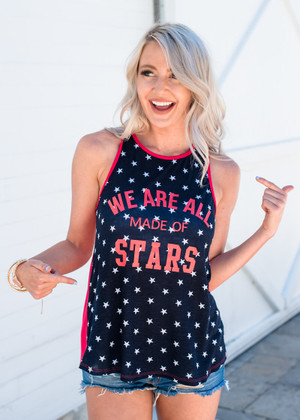 We are all Made of Stars Tank