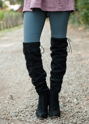 Basic Skinny Jeans Charcoal