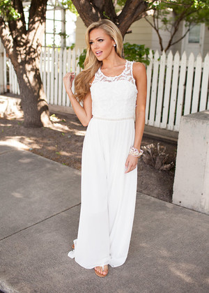 Sheer Wedding Bliss Floral Maxi CLEARANCE