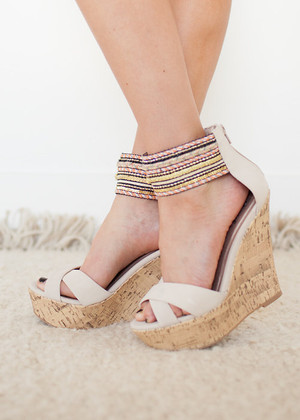 Exquisite Wedges CLEARANCE