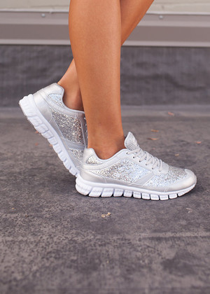 Bring on the Sparkle Workout Shoes CLEARANCE