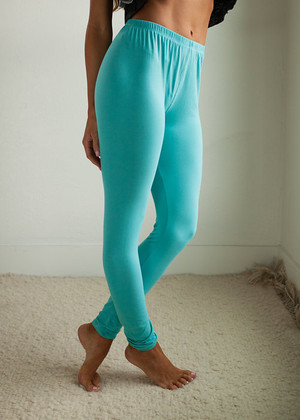 Must Have Aqua Leggings CLEARANCE