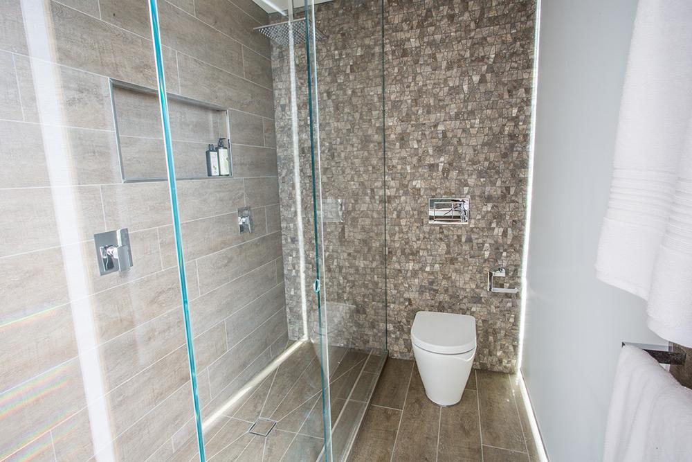 Winning Effects In Elegant Understated Bathroom On The Block Tiles4less