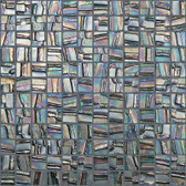 "SUPER NOVA • Moon Collection by Vidrepur • Recycled Mosaic 1"" x 1"" Glass Tiles"