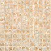 "MARBLE • Deco Collection by Vidrepur • Recycled 1"" x 1"" Mosaic Glass Tiles"