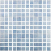 """FOG LILAC • Colors Collection by Vidrepur • Recycled Mosaic 1"""" x 1"""" Glass Tiles"""