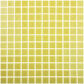 "PISTACHIO • Colors Collection by Vidrepur • Recycled Mosaic 1"" x 1"" Glass Tiles"
