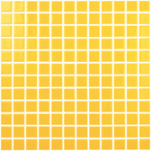 "YELLOW • Colors Collection by Vidrepur • Recycled Mosaic 1"" x 1"" Glass Tiles"