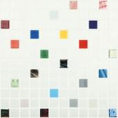 "JOY MIX • Mixes Collection by Vidrepur • Recycled Mosaic 1"" x 1"" Glass Tiles"