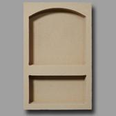 Wide Arch Combo Niche • Noble Company