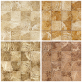 "6.5"" x 6.5"" • Western Stone Collection by Ragno USA • Porcelain Tile"