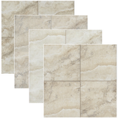 "13"" x 13"" • Sicillian Collection by Anatolia Tile & Stone • Ceramic Tile"