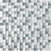 "Iceland • Bliss Collection by Anatolia Tile & Stone • 5/8"" x 5/8"" • Glass Stone Blend Mosaics"