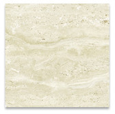 "Beige 12"" x 12"" Field (Matte) • Classic Travertino by Eleganza"