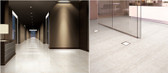 "Imperial by Eleganza • 24"" x 24"" Polished Porcelain Tile • Large Format • Ivory, Champaign"
