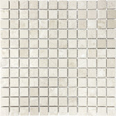 Berkshire Crema Marble Polished | 1X1 Mosaic Tile