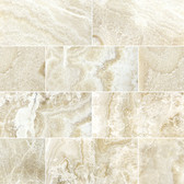 "Crema Onyx • 3"" x 6"" Polished Field Tile"