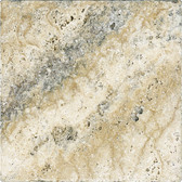 Picasso Travertine Tumbled | 12X12 Field Tile