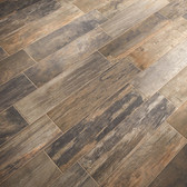 "Native Timber | Mountain Timber 6"" x 24"" Rectified 