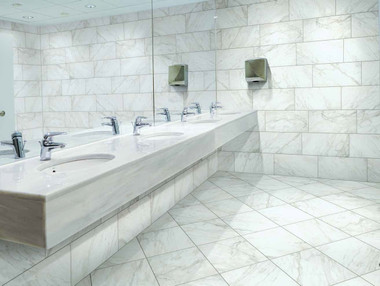 Marmol Polished Venatino 12 Quot X 12 Quot Porcelain Tiles By