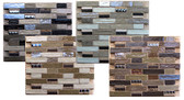 Farm Lane Bric-A-Brac Collection |  Mosaics by Origin Tile