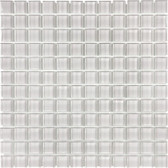 Bliss Elements Mist 1x1 Glass Mosaic