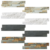 "*Corner Pieces* 6"" x 24"" • Ledge Stones by Anatolia Tile & Stone"