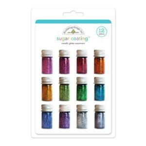 Metallic Glitter Assortment Pack
