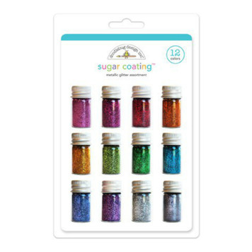 Metallic Glitter Assortment Pack