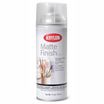 Krylon Matte Sealing Spray