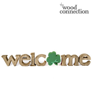 Shamrock For Welcome