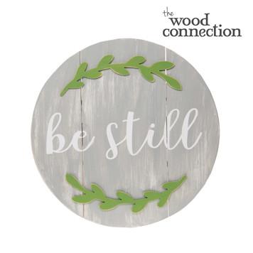 Be Still Circle Plank