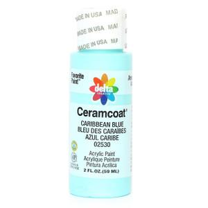 Delta Ceramcoat ® Acrylic Paint, Caribbean Blue