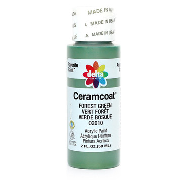 Delta Ceramcoat ® Acrylic Paint, Forest Green